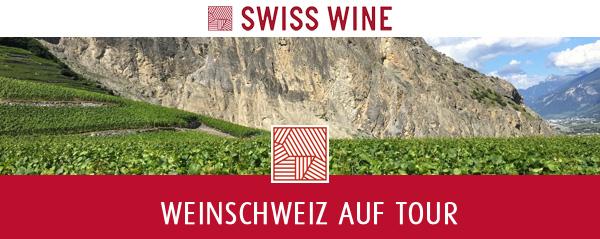 Weinschweiz auf Tour