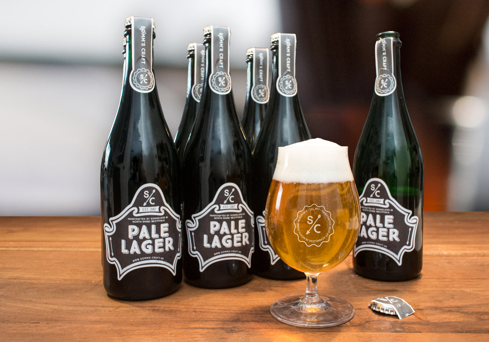 Somm's Craft Pale Lager