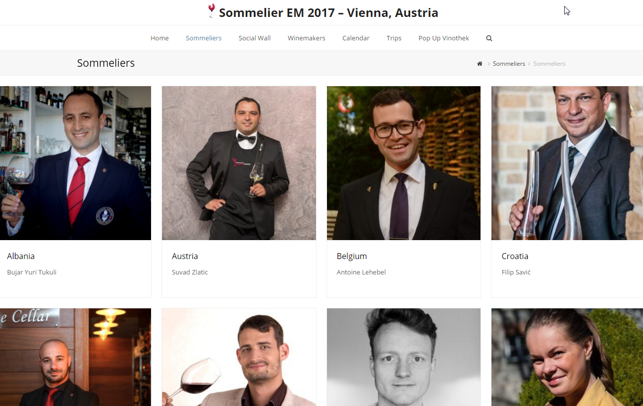 Sommeliers-–-Sommelier-EM-2017-–-Vienna-Austria