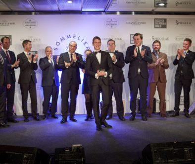 Gewinner Sommelier-Trophy 2017
