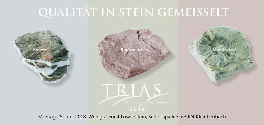 TRIAS Einladung 2018