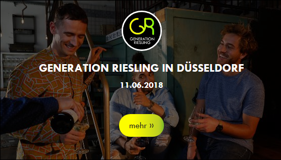 Generation Riesling in Düsseldorf