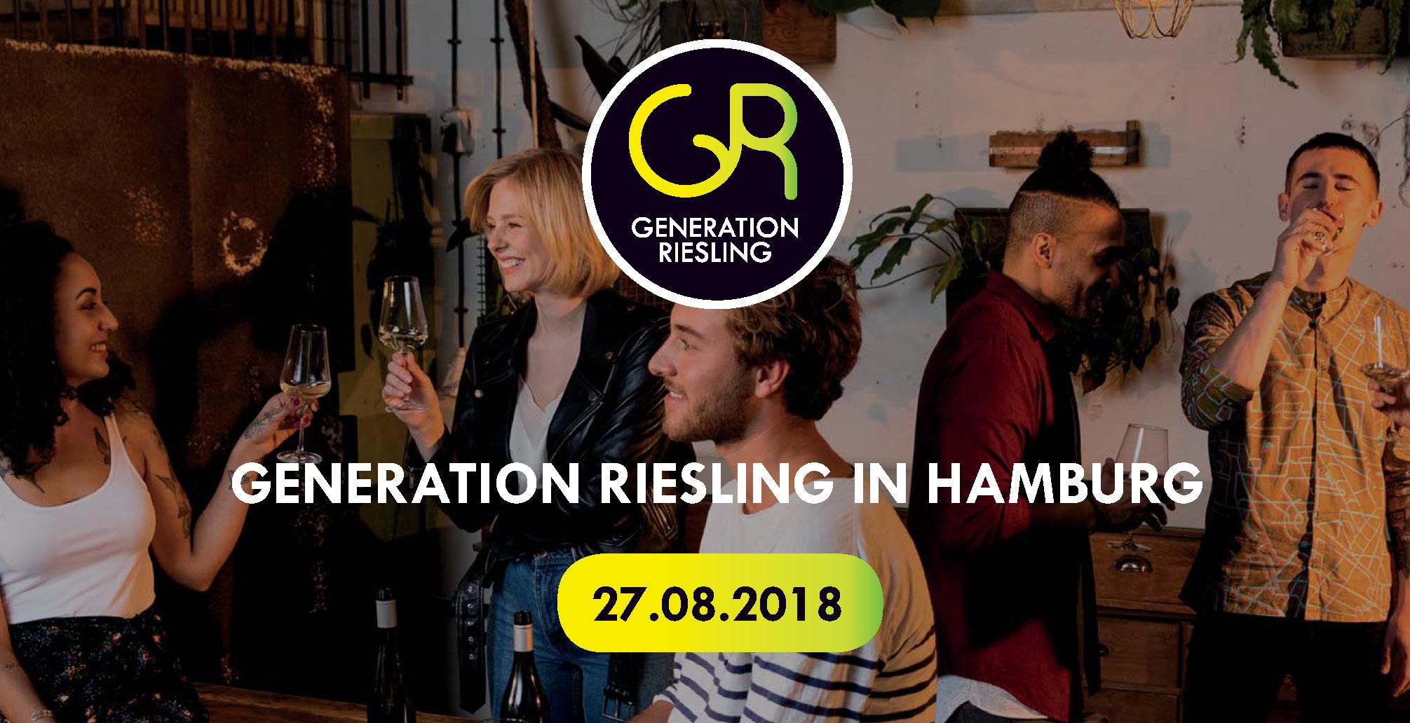 Generation Riesling in Hamburg
