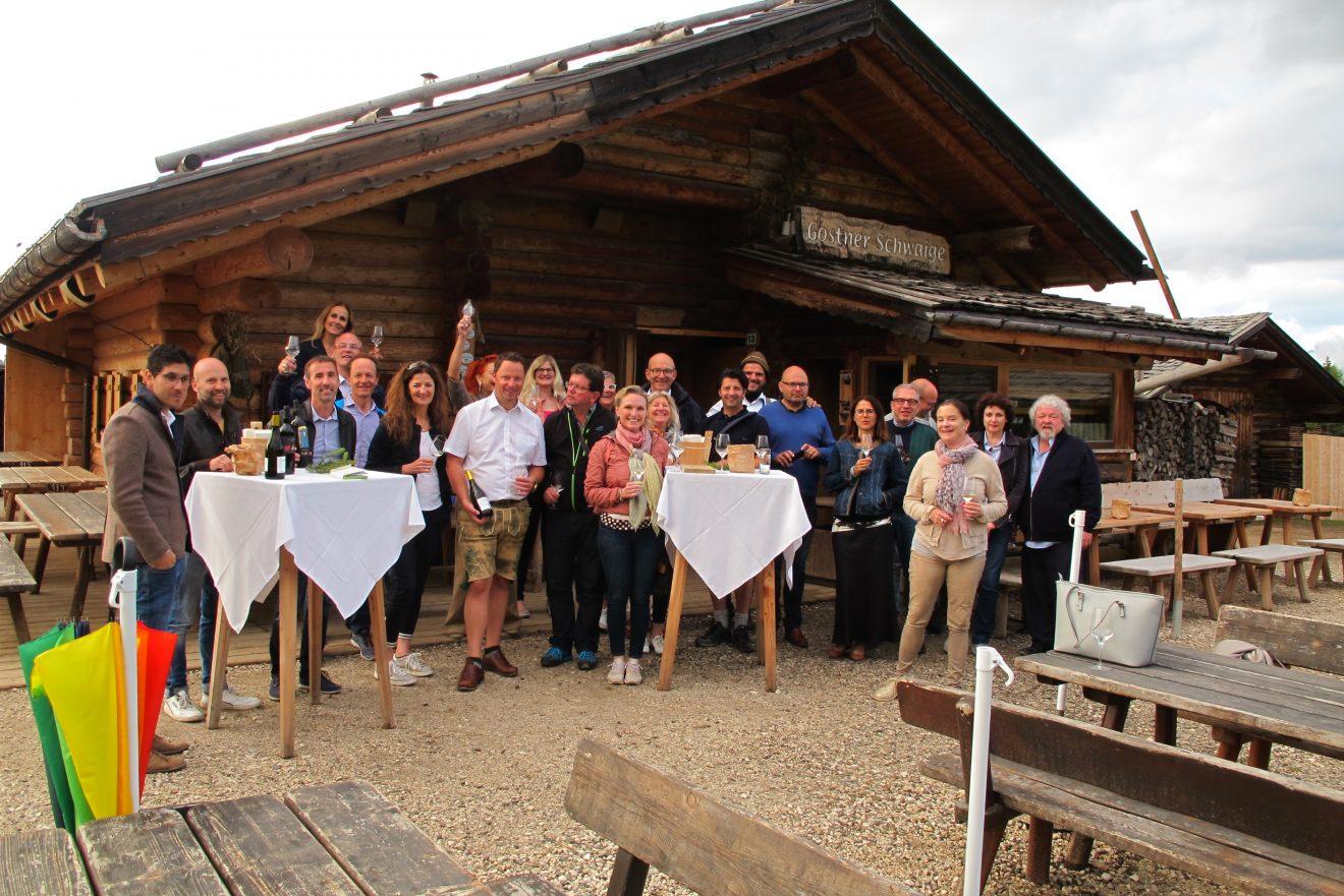 Südtirol at its Best – Hochkarätige Weinvielfalt auf kleinstem Raum