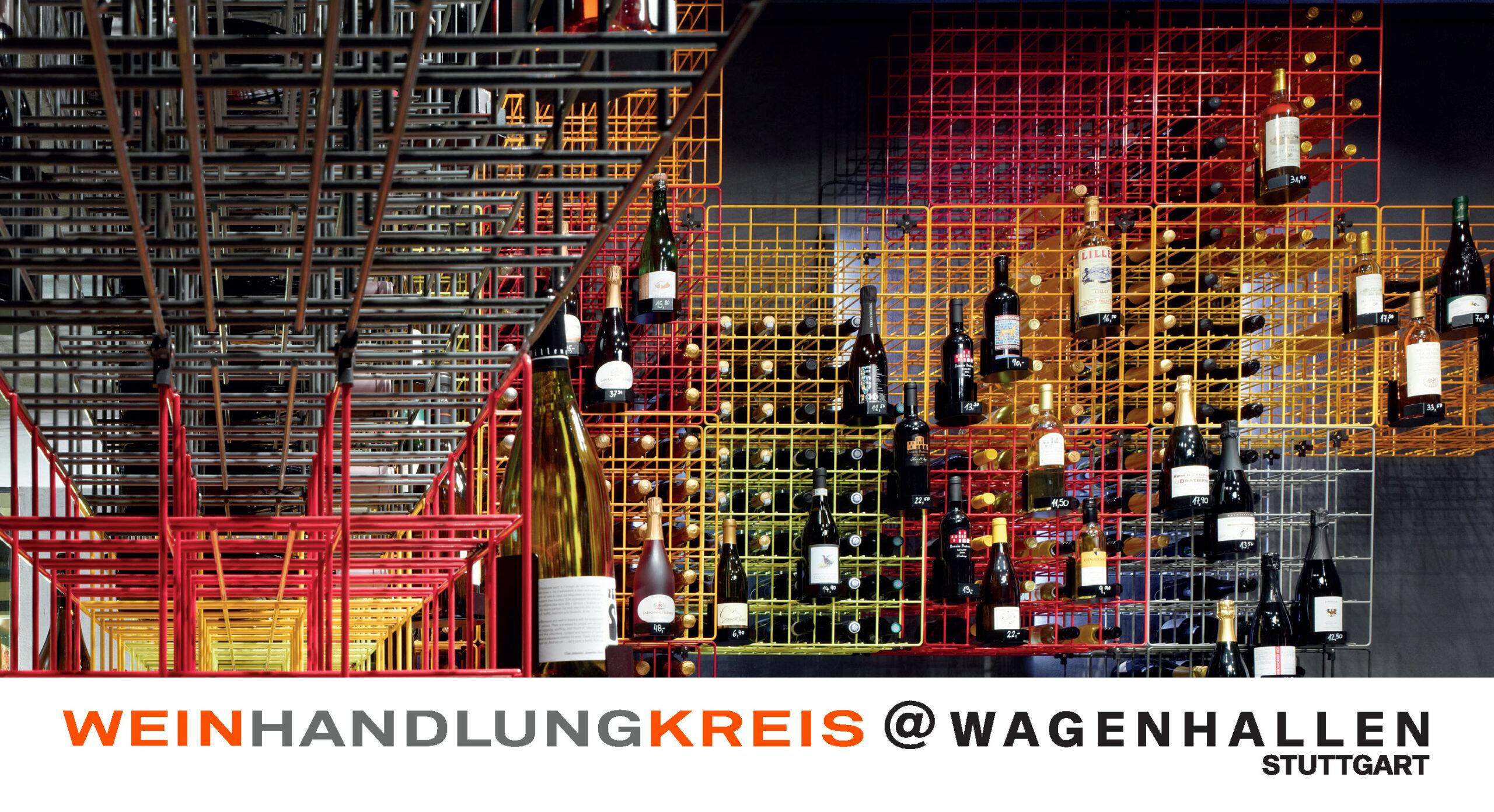 Perspektive Wein - Stuttgart