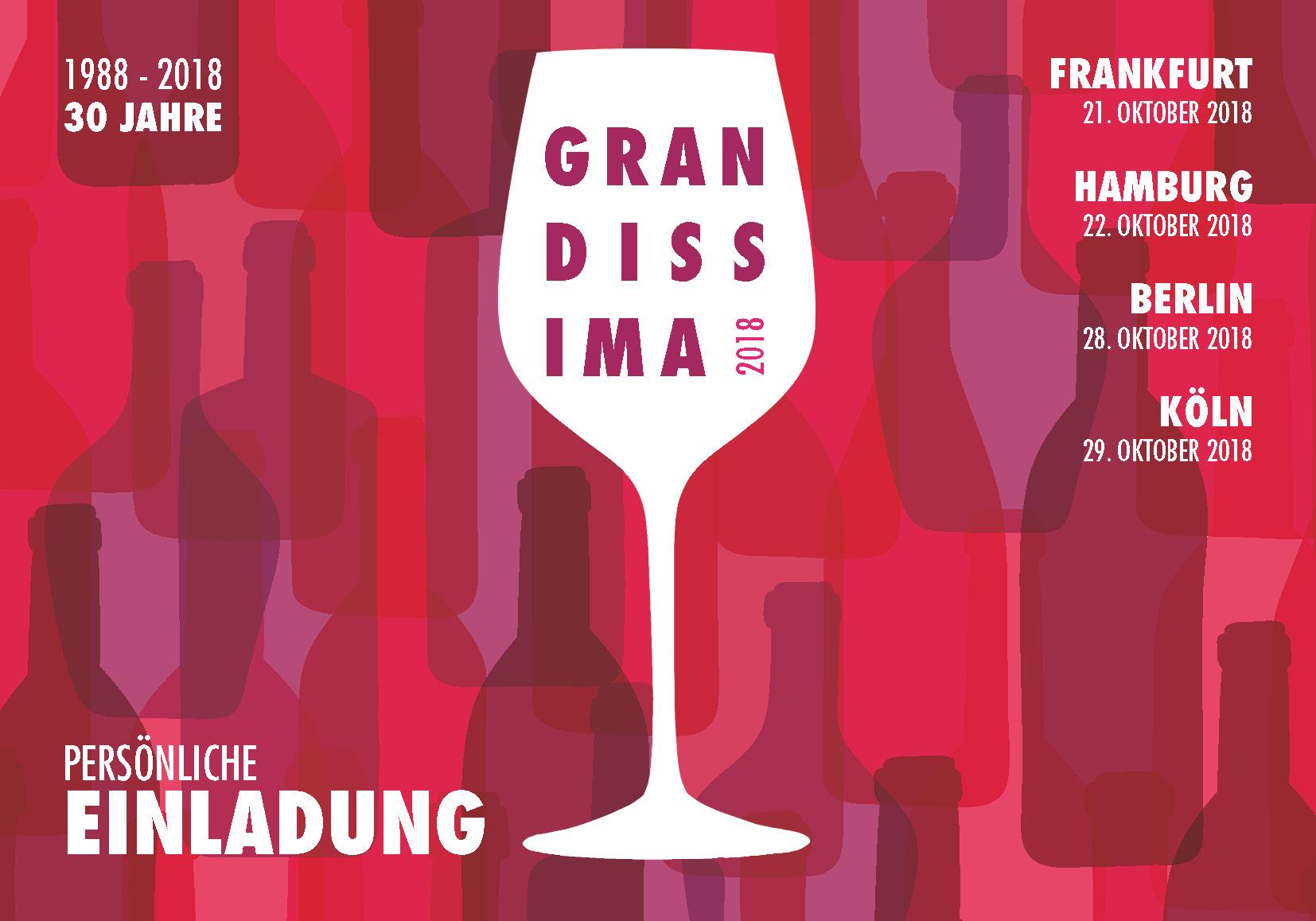 Grandissima 2018 - Frankfurt