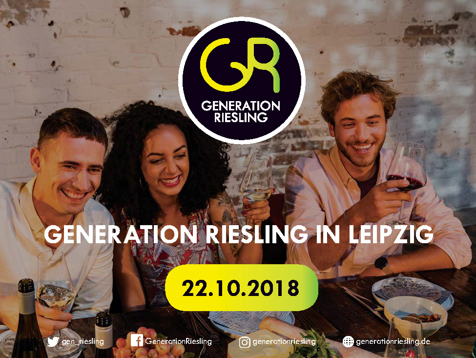 Generation Riesling in Leipzig