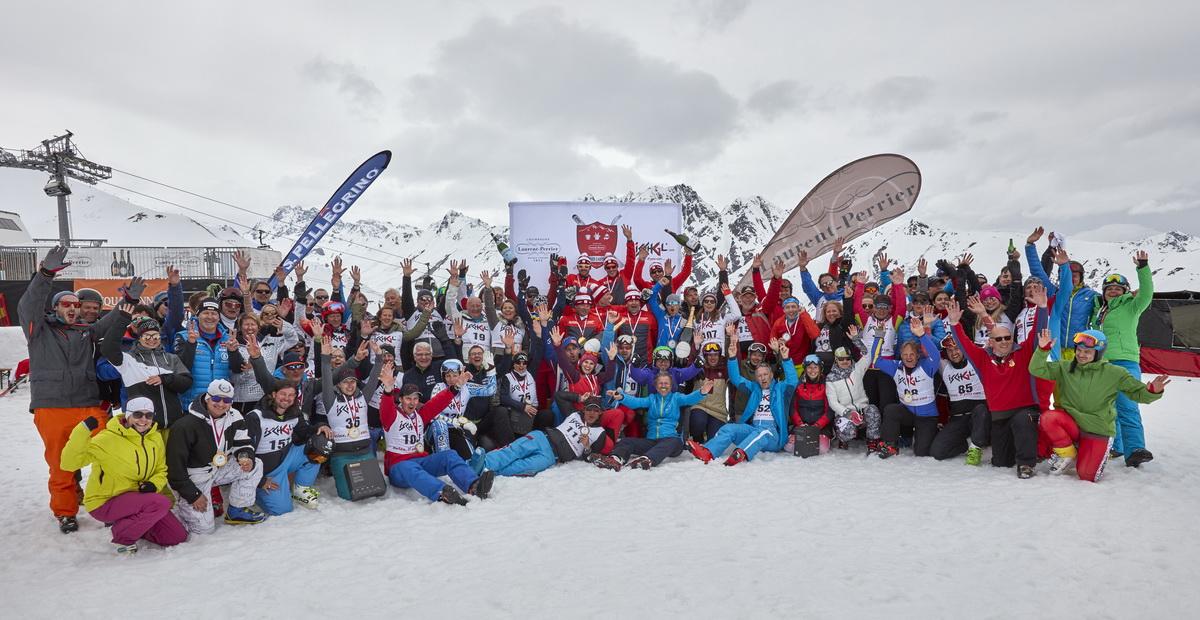 Ski WM der Gastronomie am 11.4.2018 in Ischgl