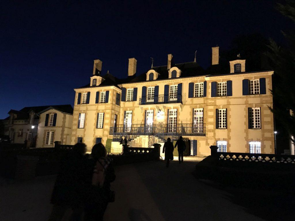 1 Taittinger Chateau de la Marquetterie