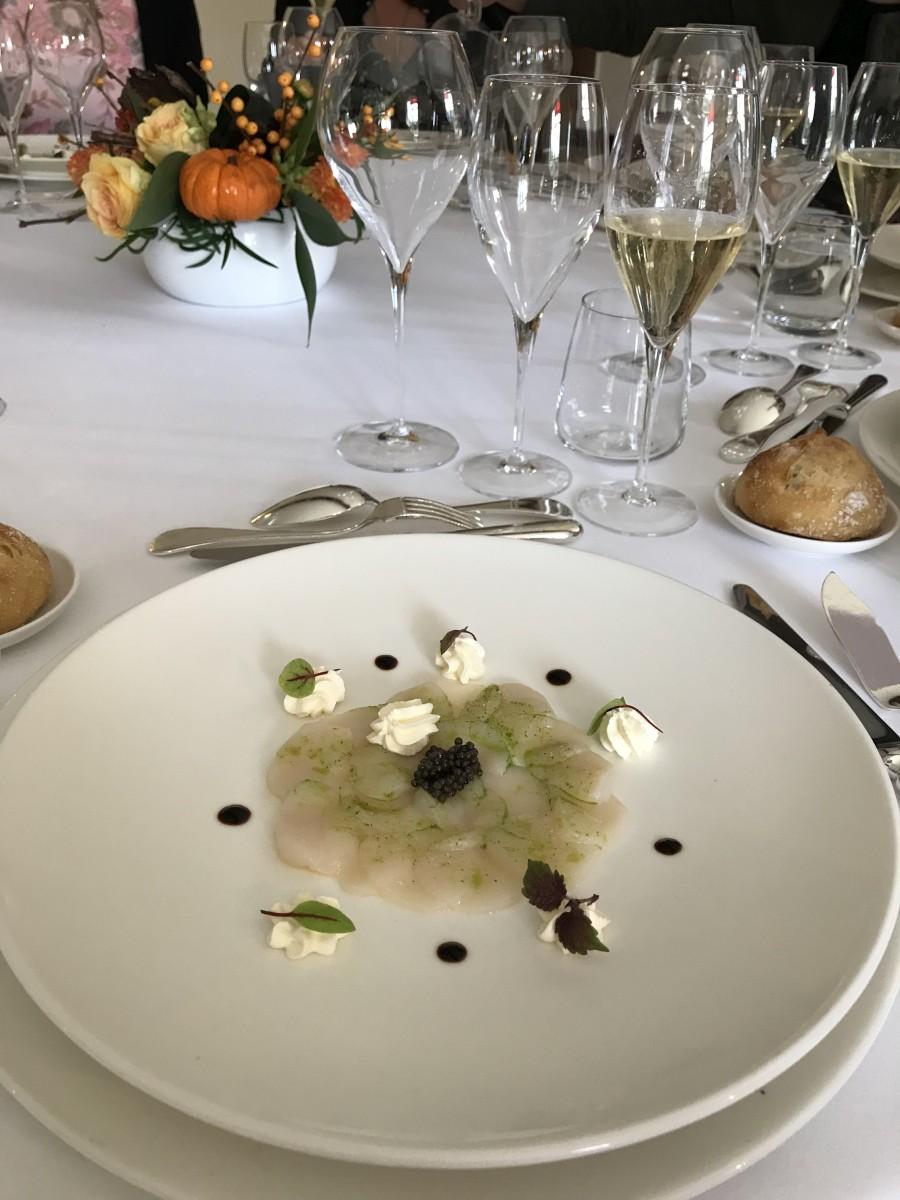 2 Laurent Perrier Kulinarisch