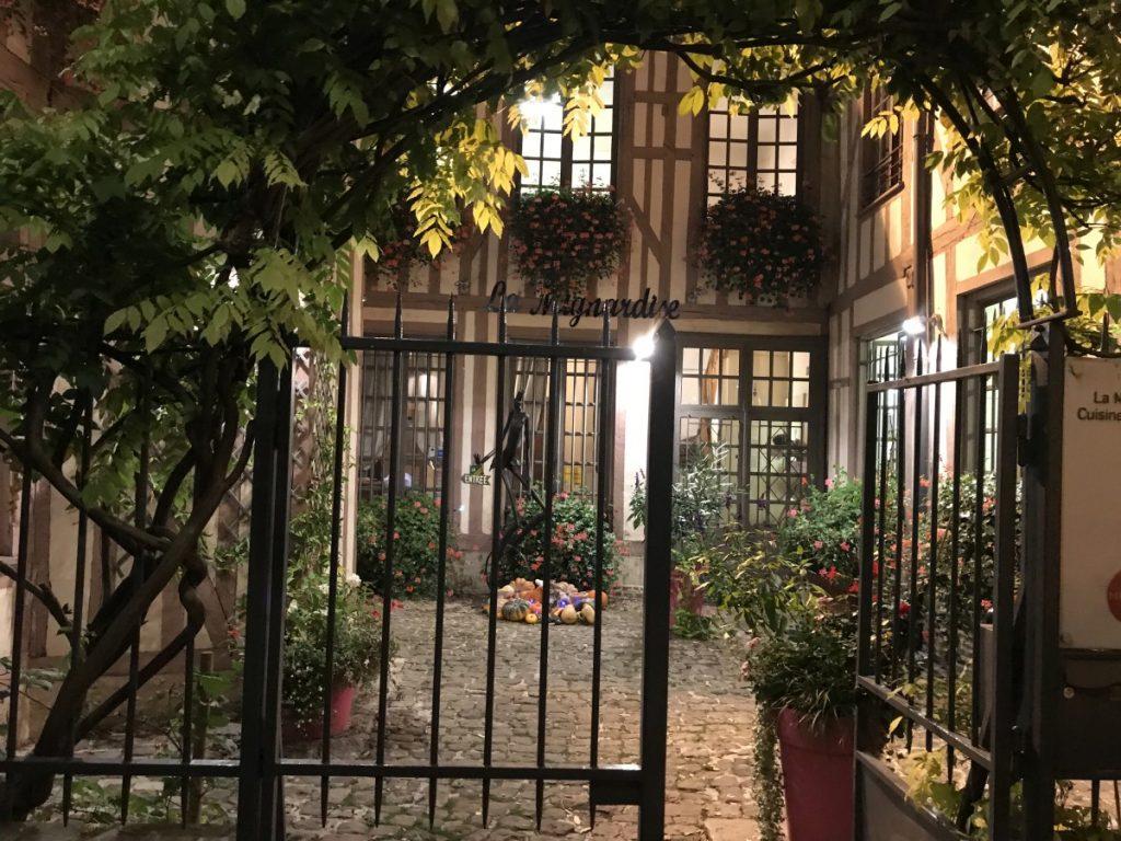 7 Restaurant La Mignardise in Troyes