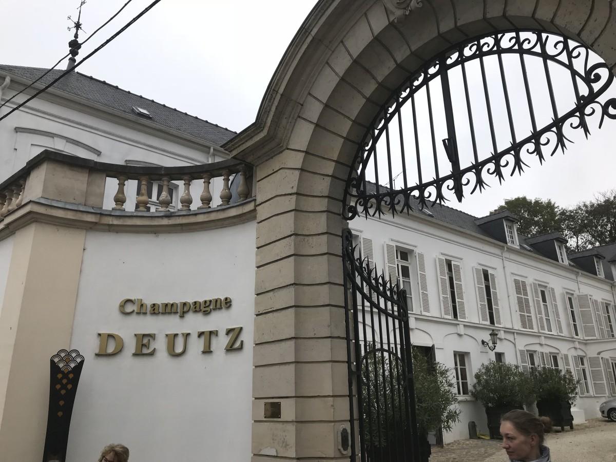 8 Champagne Deutz