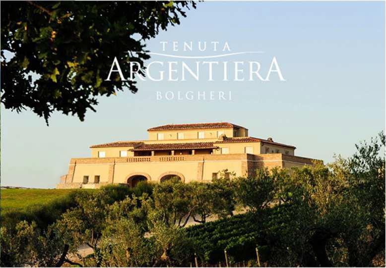 Masterclass Tenuta Argentiera / Toskana / Bolgheri mit Massimo Basile