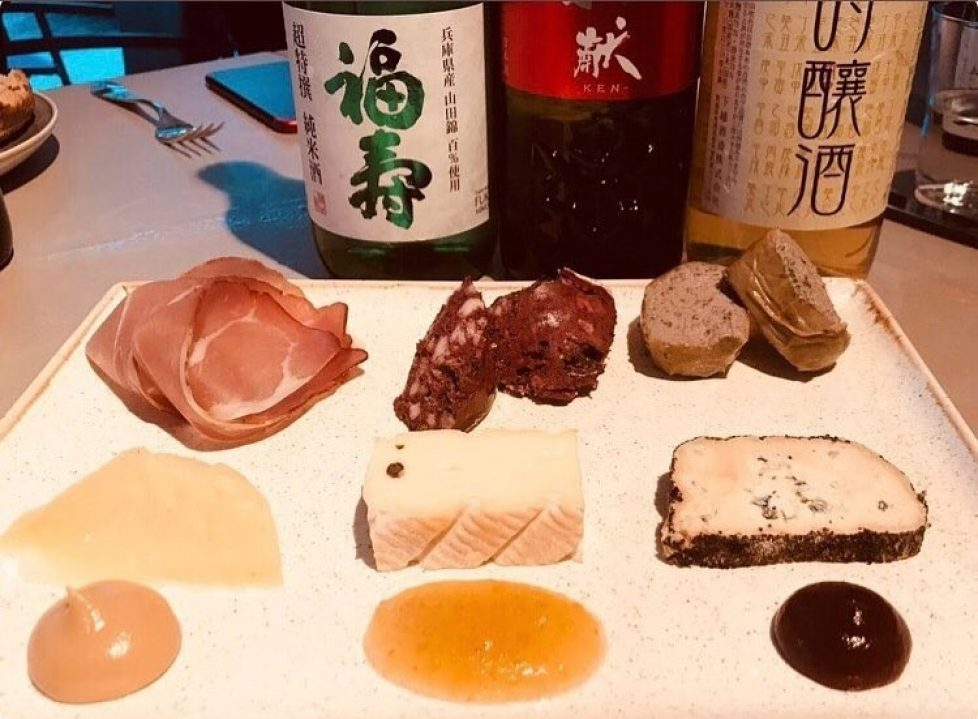 Food & Sake Matching
