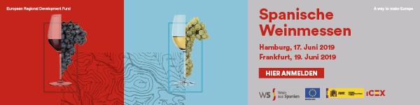 Ein Tag für Wein aus Spanien - Frankfurt
