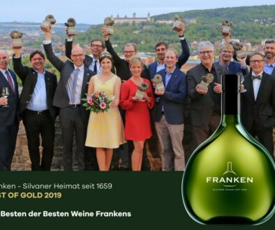 Best of Gold 2019 Franken CD