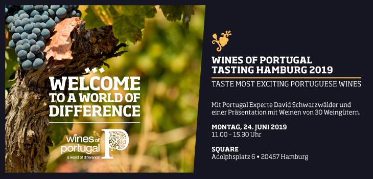Wines of Portugal Tasting 2019