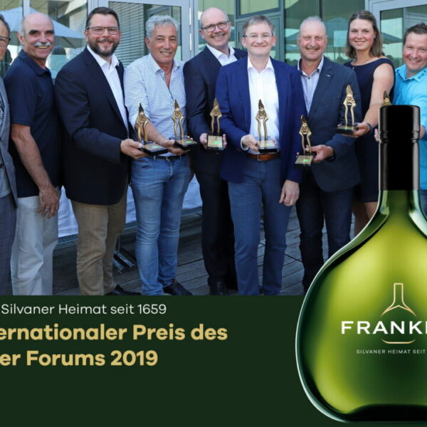 10. Internationaler Preis des Silvaner Forums 2019 web