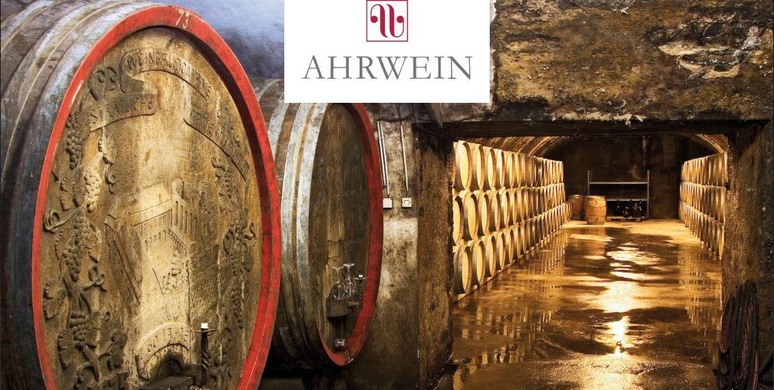 Ahrwein-Präsentation