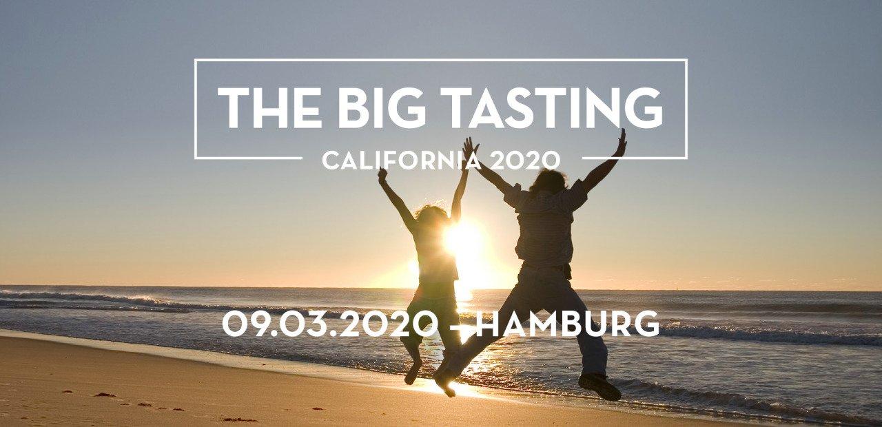 California 2020 - the big tasting