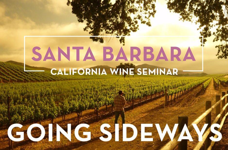 Going Sideways | Santa Barbara Wines in Frankfurt