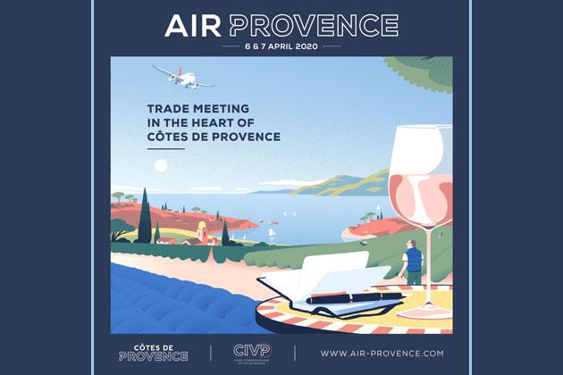 Destination Côtes de Provence
