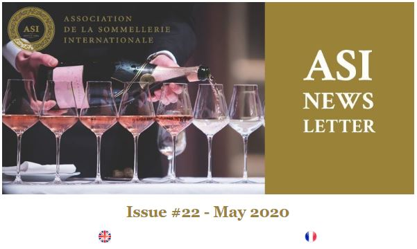 ASI News - Issue #22 - May 2020