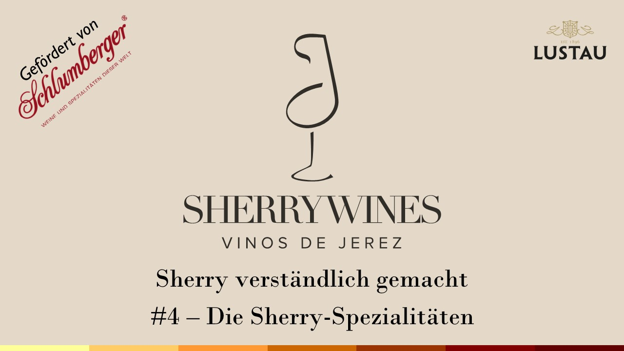 Sherry-Seminare Lustau 2020 #4