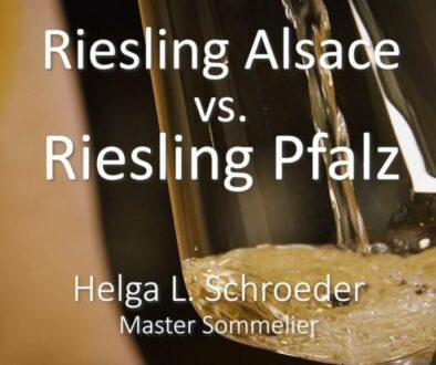 Riesling Alsace vs. Pfalz