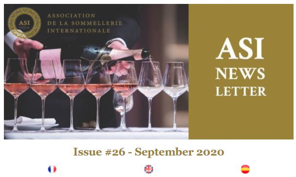 ASI News - Issue #26 - September 2020