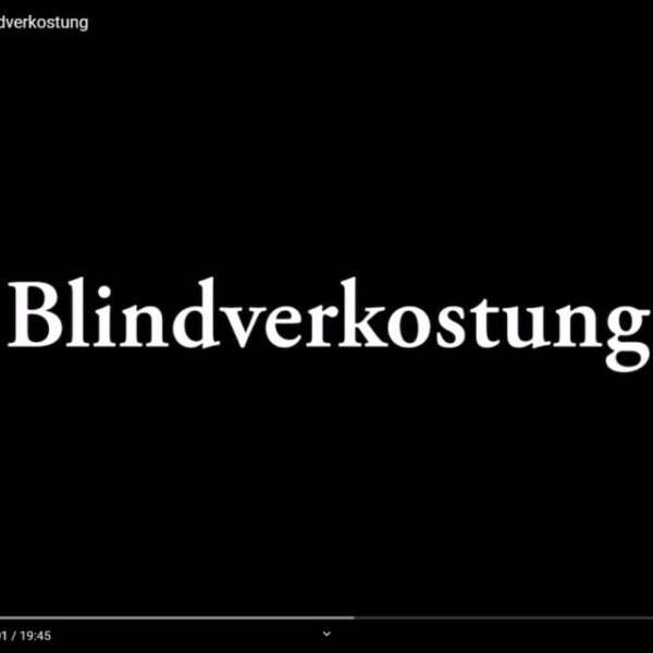 DWI Tutorial zum Thema Blindverkostung - YouTube