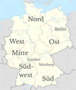 Regionen-SU