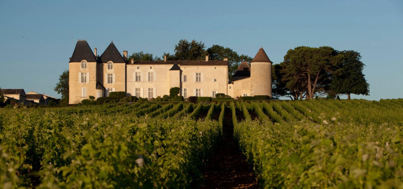 Chateau D'Yquem photo Cht