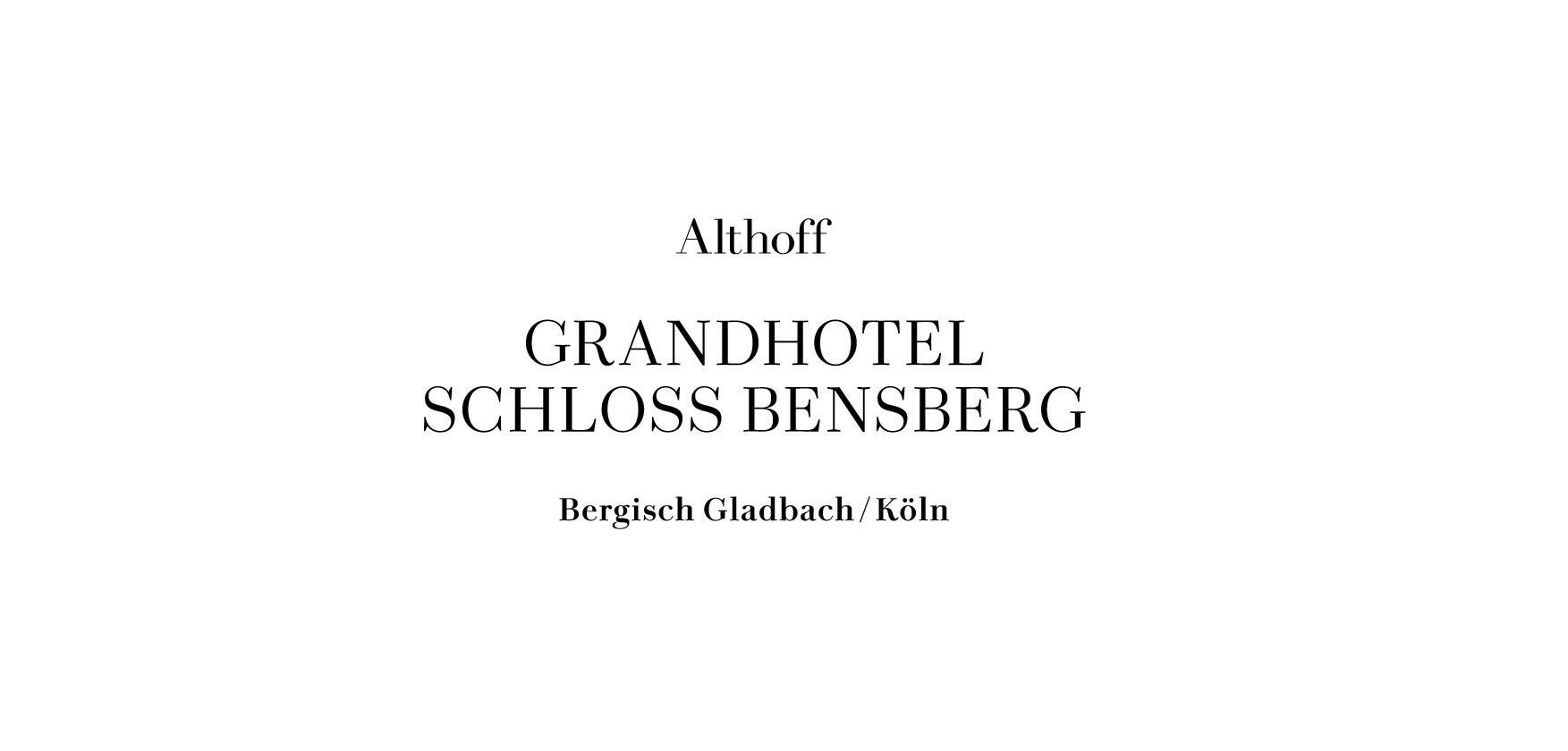 Logo Schloss Bensberg