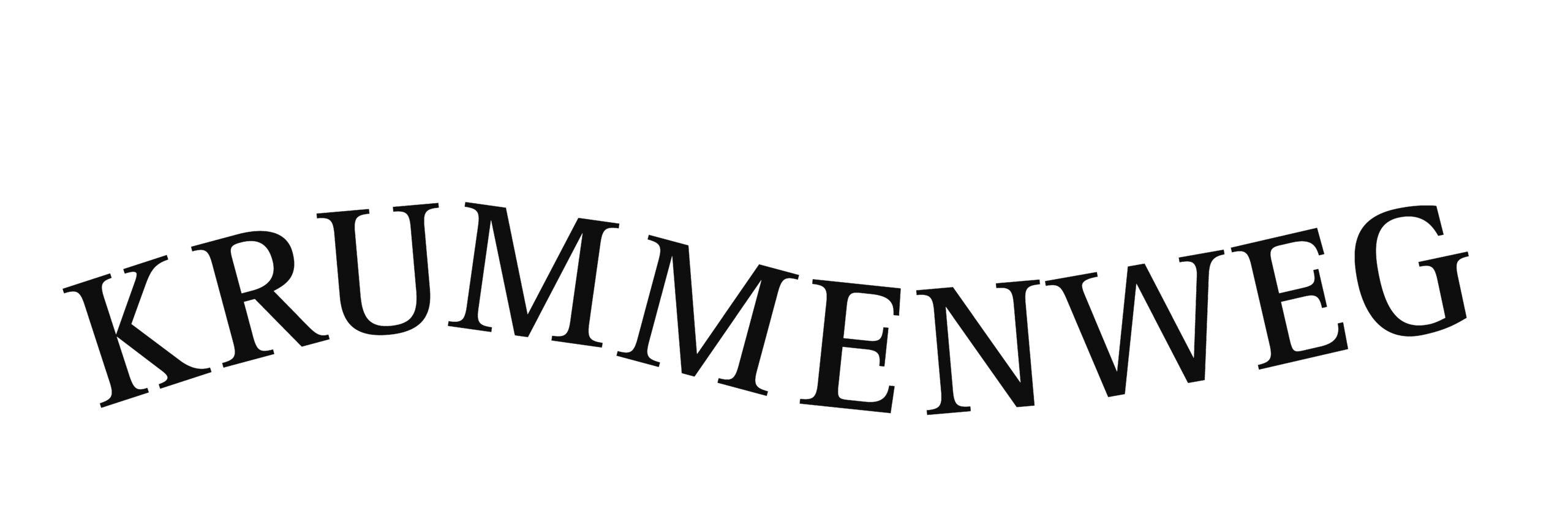 Logo KRUMMENWEG