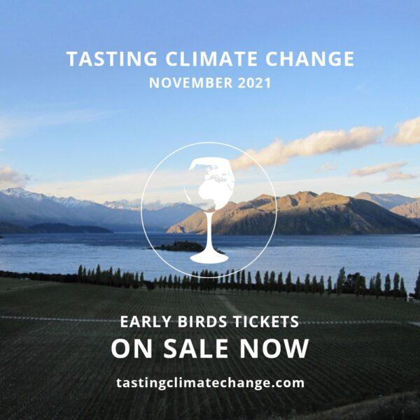 Tasting Climate Change 2021