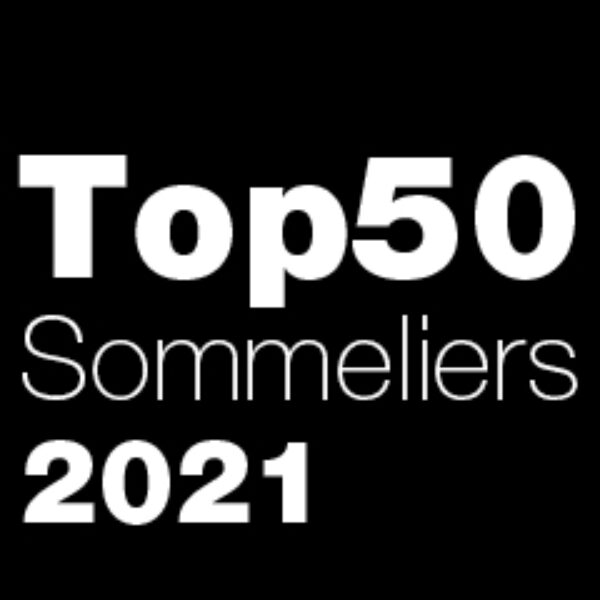 Top50 Sommeliers 2021