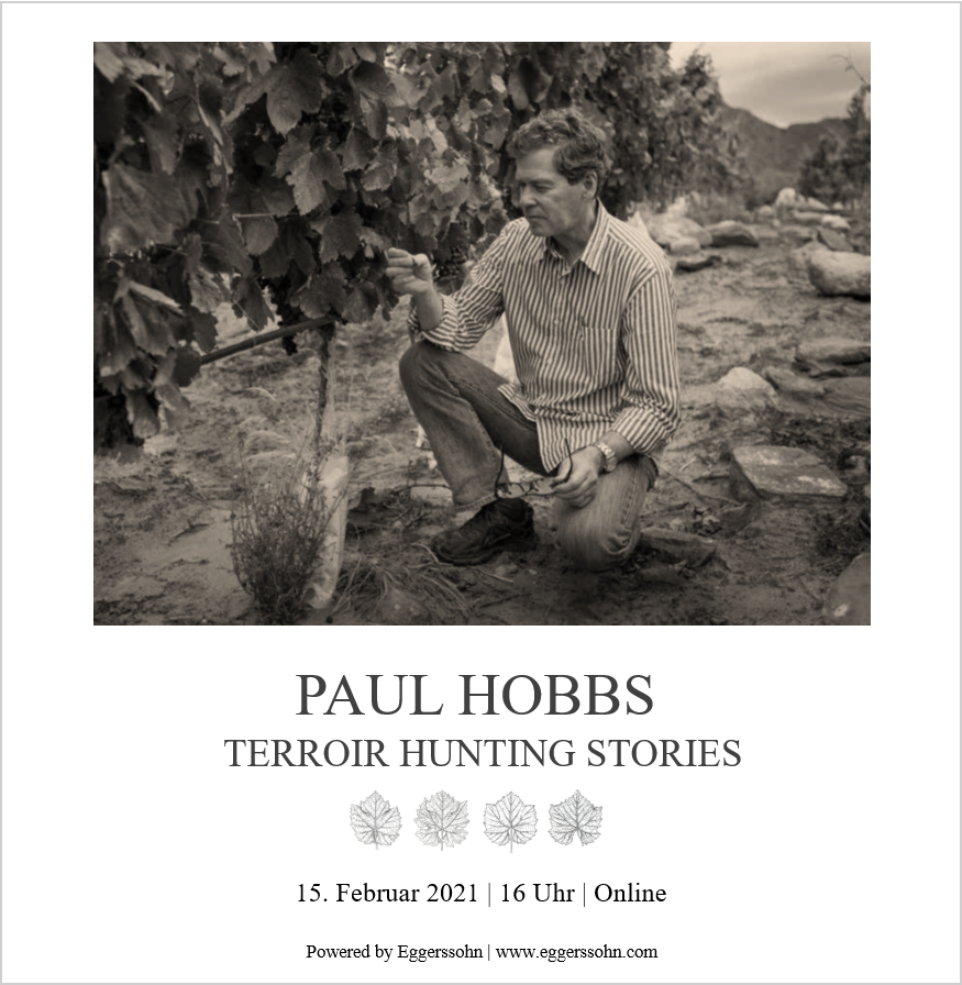 Paul Hobbs – Terroir Hunting Stories