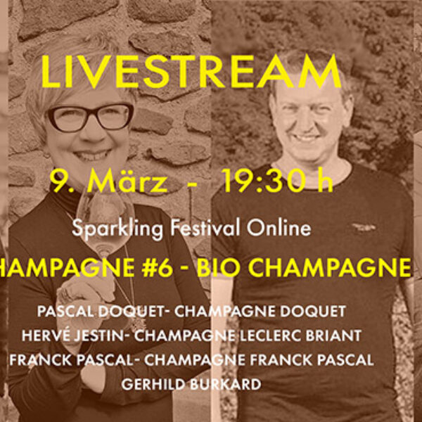 Champagne #6 – Bio Champagner