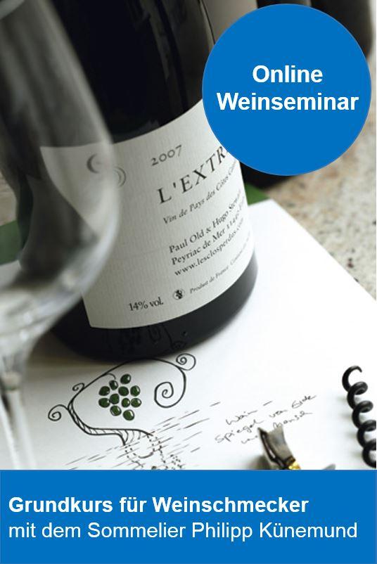 Grundkurs für Weinschmecker