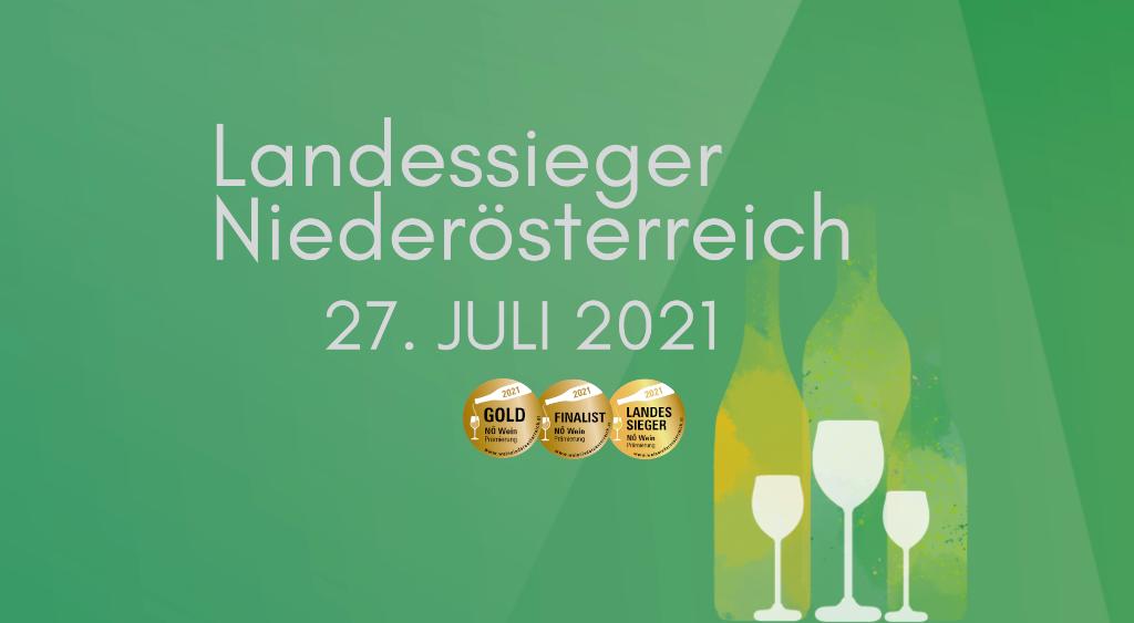 München – Weinverkostung – NÖ Landessieger 2021