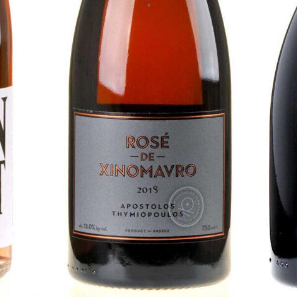 vinocentral-Livestream 3 Gläser: Rosé II