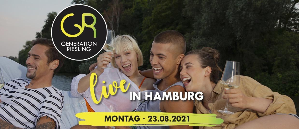 Generation Riesling live in Hamburg