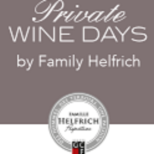Private WINE DAYS by Family Helfrich
